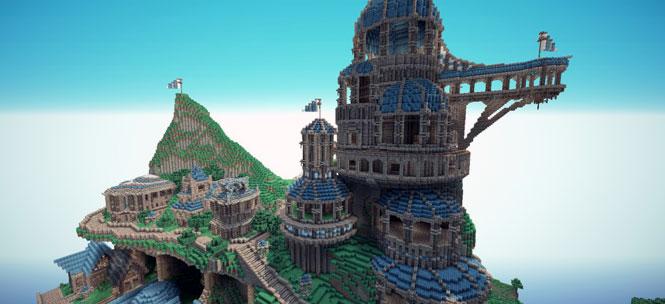 La vera storia di minecraft for Costruisci tu stesso piani di casa
