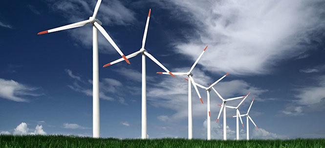pale eoliche sono energia pulita